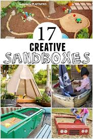 Plans For Building A Children S Picnic Table by Best 25 Kids Sandbox Ideas On Pinterest Sandbox Sandbox Ideas