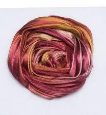 silk ribbon roses shibori ribbon roses facet jewelry