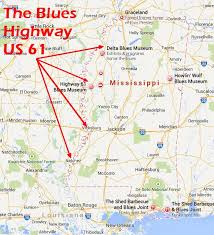 us route 61 wikiwand blank united states map by state 61 on with