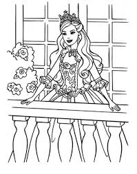 fancy barbie coloring pages printables 86 seasonal colouring
