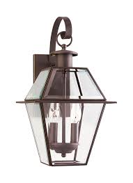 two light outdoor wall sconce 8057 71 two light outdoor wall lantern antique bronze