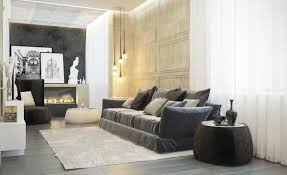 contemporary living room contemporary apartment design with classical features floor plans