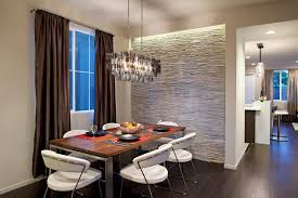 Dining Room Place Settings Light Walls Dark Woodwork Dining Room Contemporary With Small