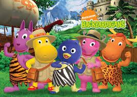 Backyardigans Movies Papel De Parede Os Backyardigans Monte Sua Foto Ajilbabcom Portal