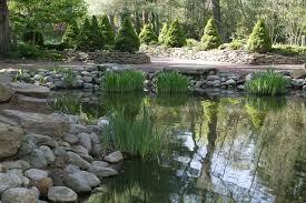 large backyard ponds u2014 optimizing home decor ideas enjoy your