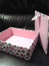 Easy To Make Toy Box by Best 25 Storage Boxes With Lids Ideas On Pinterest Fabric