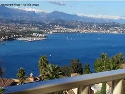 chambre d hote theoule sur mer 2 pièces panorama vue mer parking piscine location de vacances
