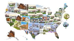 a nation united u2014and divided u2014by our homes u0027 architectural styles