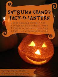 led pumpkin tea lights diy orange jack o lantern satsuma designs