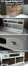 target tv stands for flat screens best 25 tv stand makeover ideas only on pinterest dresser tv