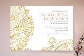 mehndi invitation wording sles modern mehndi wedding invitations by condouris at minted