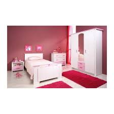chambre fille blanche chambre fille blanche et avec armoire 3 portes achat