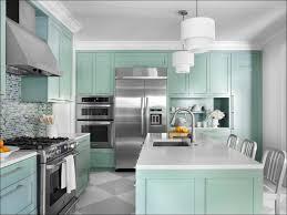 Cream Kitchen Cabinets With Blue Walls Kitchen Blue Kitchen Island Painted Gray Kitchen Cabinets Grey