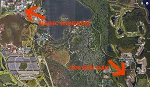 Walt Disney World Maps by Yup You Can Live At Disney World Year Round U2014but It U0027ll Cost You