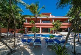 tulum soliman bay mexico rental house casa yardena beach villa