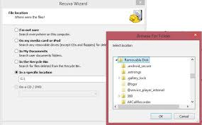 recuva for android how to recover deleted photos from android top 4 ways