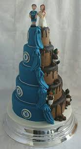 wedding cake chelsea chelsea chocolate wedding cake he will it soccer
