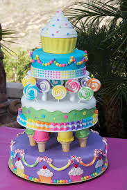 candyland birthday cake kaylynn cakes large candyland themed birthday cake