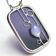 How To Make Fused Glass Jewelry - best 25 dichroic glass jewelry ideas on pinterest fused glass