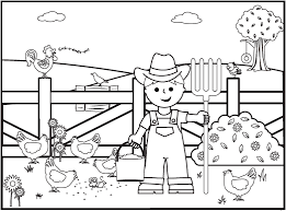 silver dolphin books u2013 pretend u0026 play farm coloring sheet