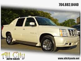 2001 cadillac escalade ext cadillac escalade ext for sale in carolina carsforsale com