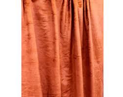Braided Velvet Curtain Velvet Silk Suede Burlap Felt Decorative Curtain By Fabricmart