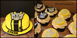 bumblebee transformer cake topper transformers toppers cake decorations