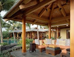 Tropical Patio Design Cool Hawaiian Patio Decoration Ideas Cheap Fantastical On Hawaiian