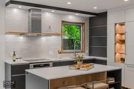 bldup divine design center creates cutting edge custom kitchen