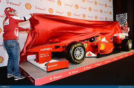 ferrari lego shell ausmotive com ferrari builds f150 italia replica in lego