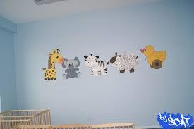 fresque chambre bébé byscat fresques et décorations personnalisées