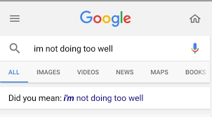 Google Did You Mean Meme - damn it google stop trying to fix me and just listen meme guy
