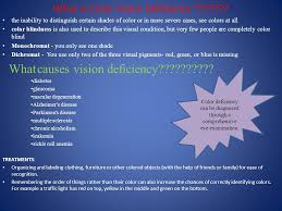 What Causes Red Green Color Blindness Kristen Erin Jyra Michelle Andrew And Kayla Ppt