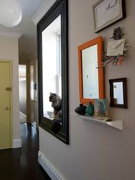 narrow hallway paint houzz