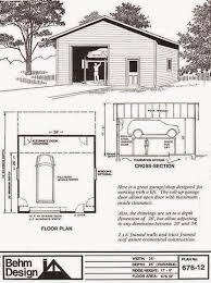 3 Bay Garage Plans by Garage Plans Blog Behm Design Garage Plan Examples August 2014
