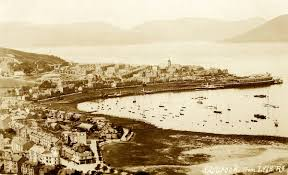 Wildfire Edinburgh Book by Old Gourock Clyde River And Firth