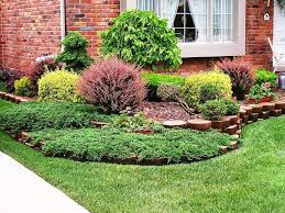 Landscaping Ideas For Front Yard by Tropical Landscaping Ideas For Front Yard U2014 Jen U0026 Joes Design
