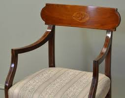 Antique Desk Chairs Regency Antique Chair English Walnut C1820 Antique Chairs And