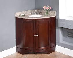 Design For Corner Bathroom Vanities Ideas Corner Vanities Bathroom Ideas The Homy Design Intended For