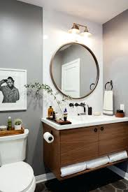 round makeup mirror with lights round vanity mirror round mirror with led in walnut vanity mirror