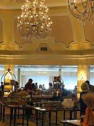 view from our table at thanksgiving brunch picture of hotel
