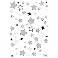 stickers étoile chambre bébé stickers étoile des stickers gris et argent pour chambre bébé