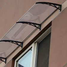 tettoia in plastica all aperto tettoia trasparente tenda pannelli in policarbonato pc