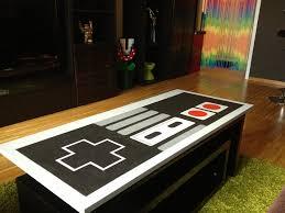 Nintendo Controller Coffee Table Nintendo Coffee Table Modern Interior Design Inspiration
