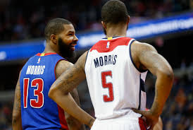 did the morris twins pull a u0027parent trap u0027 in the nba playoffs obsev
