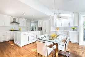 Contemporary Kitchen Island Lighting Contemporary Kitchen With L Shaped By Claire Paquin Zillow Digs