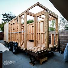 Tiny Homes In Oregon by We Quit Our Jobs Built A Tiny House On Wheels And Hit The Road
