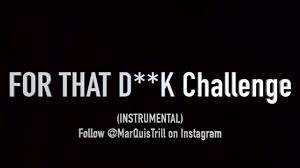 Challenge Official For That D Challenge Official Instrumental Forthedchallenge