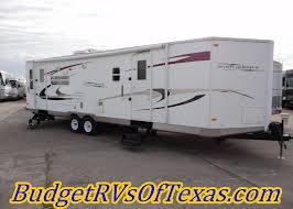 rockin rockwood windjammer 09 30ft bumper pull travel trailer