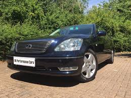 lexus used car dealers uk used blue lexus ls 430 for sale middlesex